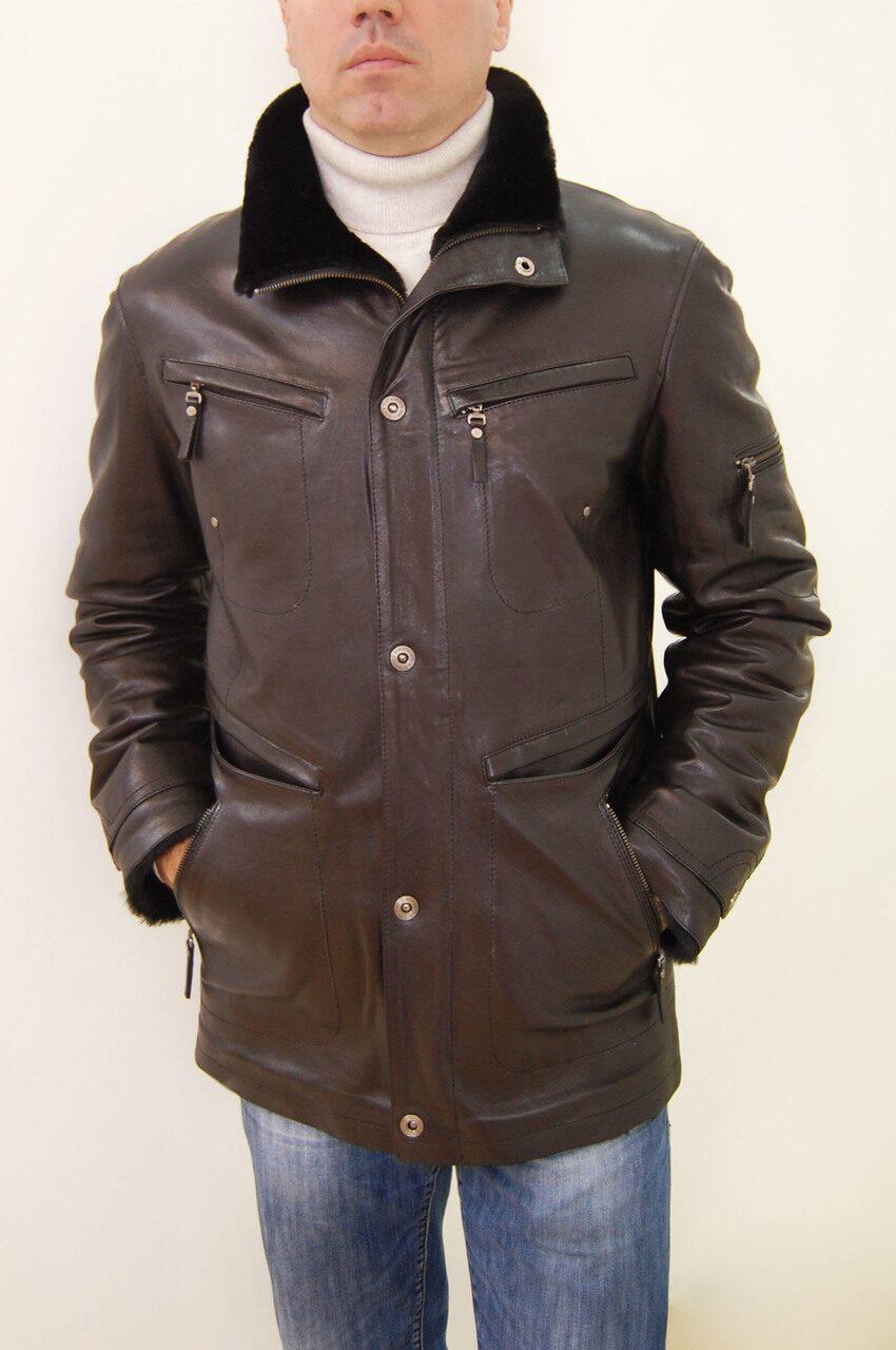 Фирменные Мужские Кожаные Куртки Купить