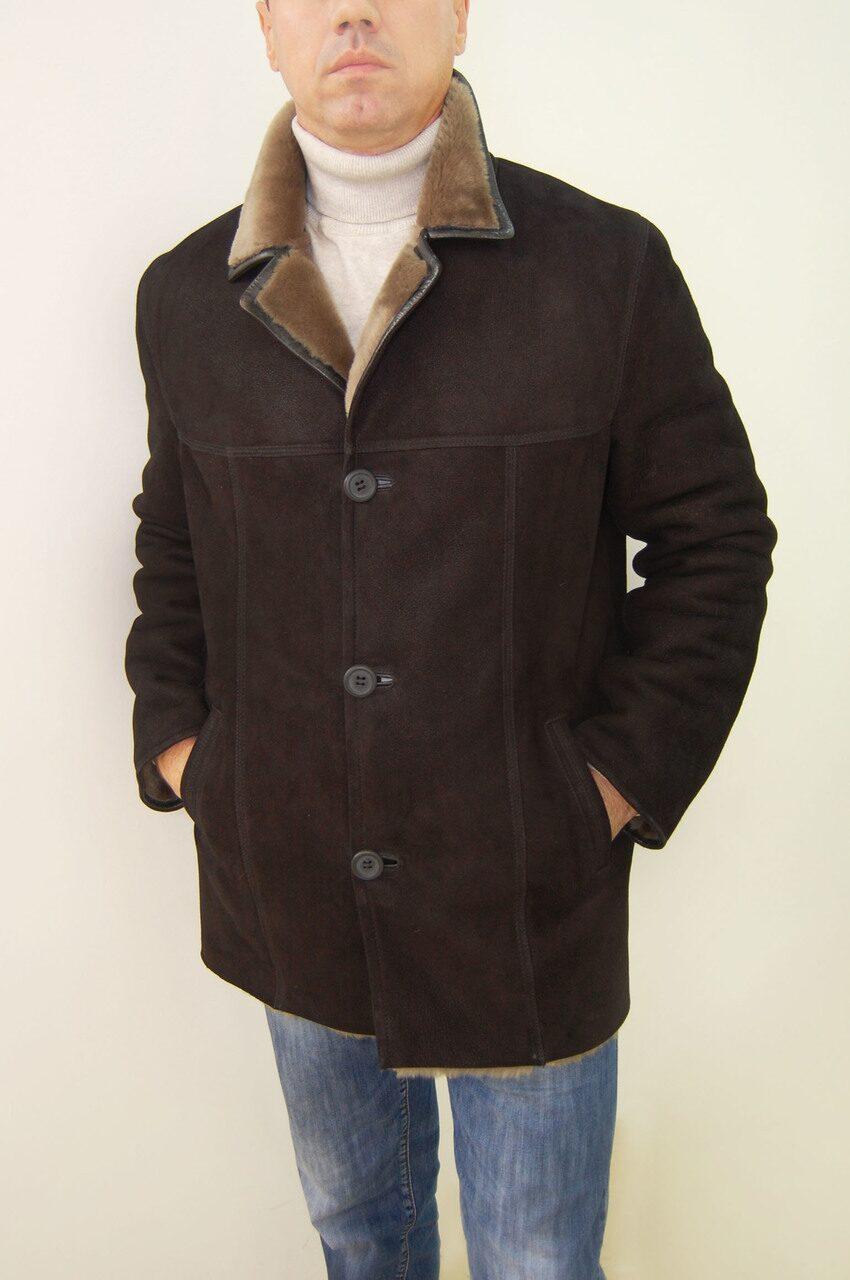 Распродажа мужских кожаных курток 8