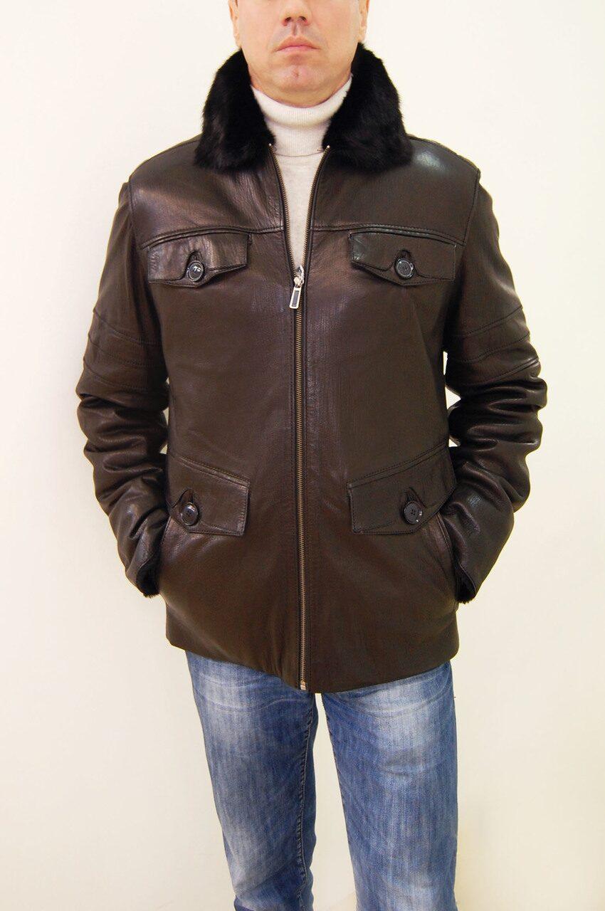 Распродажа мужских кожаных курток 3