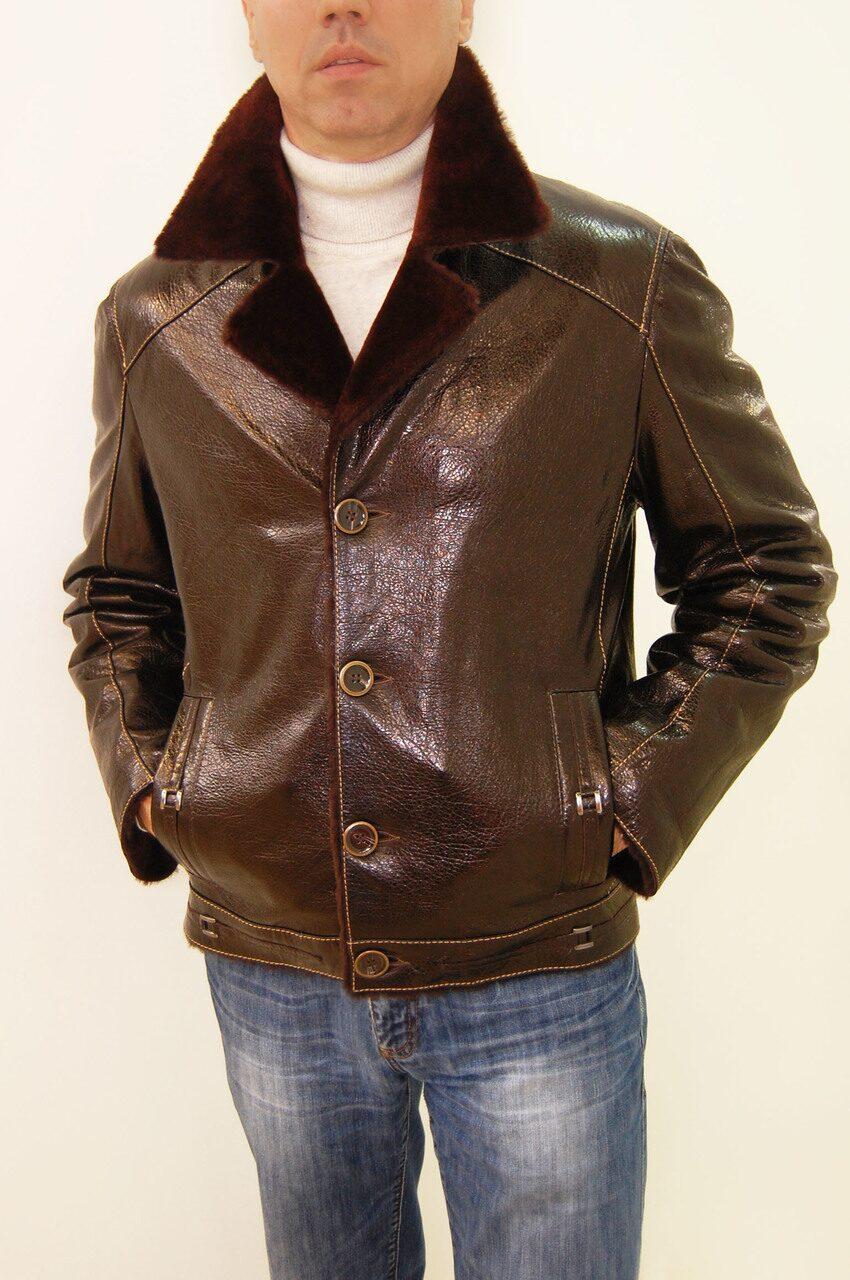 Распродажа мужских кожаных курток 2